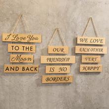 复古创意门牌挂牌奶茶店服装店铺墙上墙壁挂件家居墙面装饰品挂饰