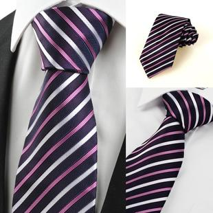 Men's Tie Necktie Wedding Holiday Gift TIE0020