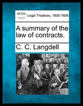the Law 预订 Summary Contracts.