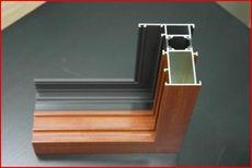 正品武汉封阳台美典铝材铝合金门窗双层中空玻璃武汉美典型材