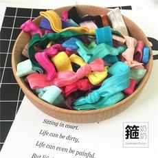 50根一包继承者们韩国韩式原创发饰皮筋扎头发圈发绳头绳手链