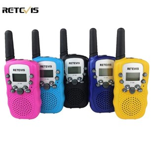 a pair mini walkie talkie kids radio  rt-388 rt388 0.