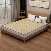 木板床垫硬板折叠实木排骨架床板1.5米1.8米1.2榻榻米床架可定制