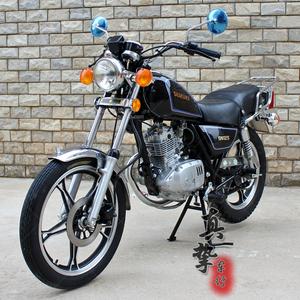 二手进口铃木GN125<span class=H>摩托车</span><span class=H>整车</span>复古太子车骑式跨式助力摩托燃油车