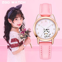 Sports Watches Girls Waterproof Children Children Electronic Junior High School Pointer Cute Girls Primary School Students Nightlight Children