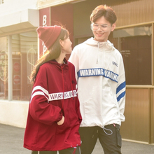 Originally created Sennu tribe spring and autumn hip-hop couple jacket loose fall 2019 Korean version of the original long sleeve students