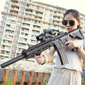 满配m416<span class=H>电动</span>连发水弹抢下供绝地模型男孩98可发射求生儿童<span class=H>玩具</span><span class=H>枪</span>