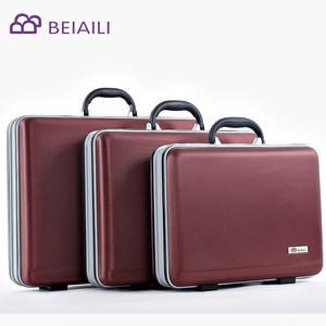 贝艾利ABS手提密码箱公文箱工具仪器商务箱包资料收费箱旅行登机
