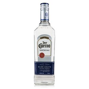 豪帅银快活<span class=H>龙舌兰</span>酒 墨西哥 JOSE CUERVO SILVER 特基拉TEQUILA