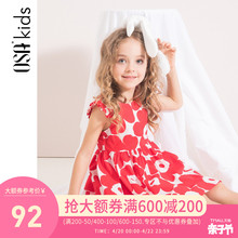 Little Girl Dresses Summer 2019 New Kids Korean Sleeveless Children's Dresses Summer