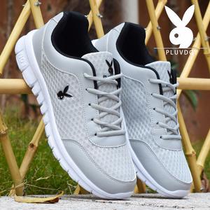 男士韩版防滑运动鞋透气防水跑步鞋