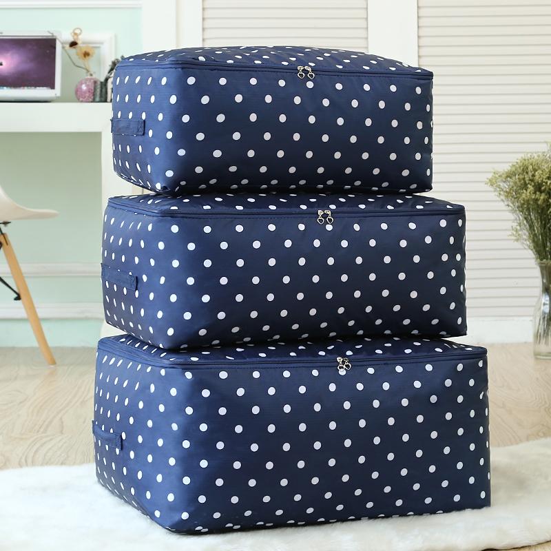 装棉被子的袋子收纳袋整理袋衣服搬家袋打包袋衣物箱盒防潮牛津布