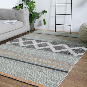 北欧简约风格地毯家用现代几何客厅<span class=H>沙发</span>茶几<span class=H>地垫</span>卧室床边毯麦德