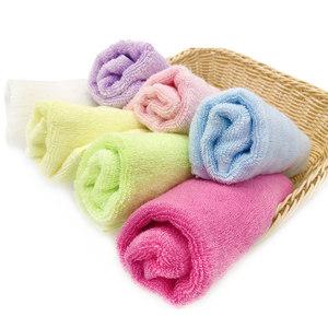 正品竹炭100%竹纤维<span class=H>毛巾</span> 创意洁面美容巾 吸水抗菌成人情侣小面巾
