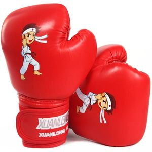 2018新款男童拳套拳击<span class=H>手套</span>打儿童拳头男孩青少年少年套装少儿沙包