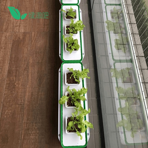 室内<span class=H>组合</span><span class=H>阳台</span><span class=H>花盆</span>种菜盆管道式水培设备家庭菜园无土栽培种植箱槽