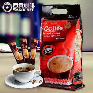 西贡coffee 越南原装进口原味<span class=H>咖啡</span>1620g三合一<span class=H>速溶</span><span class=H>咖啡</span><span class=H>粉</span><span class=H>咖啡</span><span class=H>豆</span>