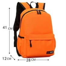 Stationery Fresh Girl Baby Advertising Bookbags Customized Printing Logo Primary School Students Printing Tourism Grade 1-3 Reduce 4 Years Old
