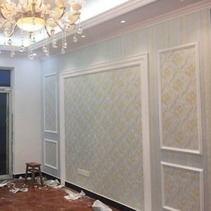 欧式无纺布墙纸AB版搭配 壁纸卧室3D立体加厚客厅电视<span class=H>背景墙</span>