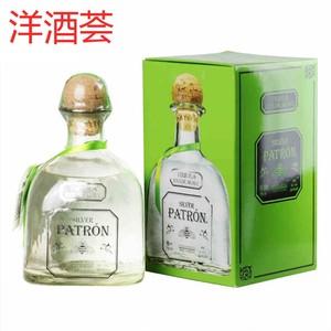 培恩银樽<span class=H>龙舌兰</span> Patron SILVER <span class=H>Tequila</span> 墨西哥原装进口洋酒 正品