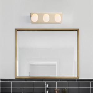 北欧简约卫生间卧室镜前灯创意洗漱台壁灯后现代个性<span class=H>梳妆台</span>镜前灯