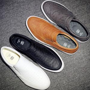 夏季<span class=H>鞋子</span>男潮鞋凉鞋透气<span class=H>男鞋</span>镂空皮鞋休闲鞋一脚蹬懒人鞋<span class=H>洞洞鞋</span>男