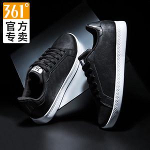 361运动鞋男板鞋 休闲韩版潮易搭2018新款网红小白鞋跑步鞋轻便
