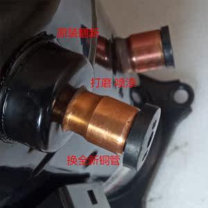 压缩机3P冷库美的海尔220V格力热泵空气能380V空调制冷艾默生