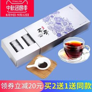 町花雨贡润祥云南普洱茶熟茶膏