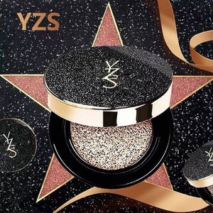 新款YZS羽毛蕾丝遮瑕保湿持久气垫粉底防晒BB霜替换装 正品专柜