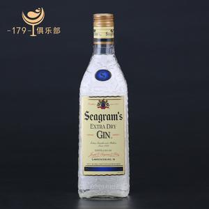 施格兰<span class=H>金酒</span> <span class=H>杜松子</span><span class=H>酒</span> Seagram's Gin 美国原装进口洋<span class=H>酒</span>烈<span class=H>酒</span> 正品