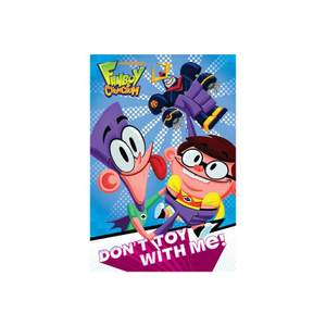 Don&#39;<span class=H>t</span> <span class=H>T</span>oy <span class=H>with</span> Me! (Fanboy & Chum Chum)
