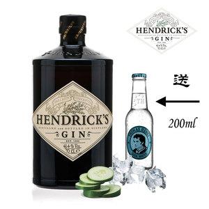 正品包邮 Hendrick&#39;s Gin 亨利爵士高级<span class=H>金酒</span>/杜松子酒 进口洋酒