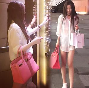 白衬衣清纯yy网络直播衣服装美女主播上镜学生夜店性感可爱衬衫裙