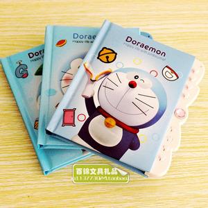 叮当猫卡通可爱小密码本 韩国小学生文具<span class=H>用品</span> 学习日常笔记本批发
