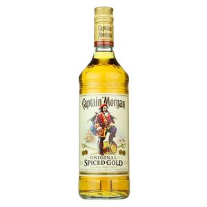 洋<span class=H>酒</span>/摩根船长金<span class=H>朗姆</span>Captain Morgan <span class=H>Rum</span> Gold 700毫升