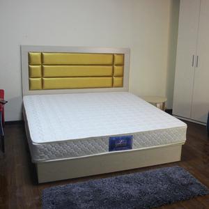 定制酒店宾馆公寓客房全套家具 标间全套<span class=H>大床</span>房软包床头床箱屏靠