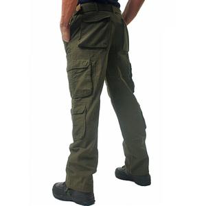 同盟军军迷服饰 野战作训军裤男<span class=H>工装裤</span> 户外登山旅行休闲多口袋裤
