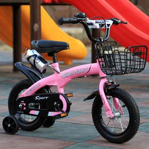 男女孩<span class=H>儿童</span>三轮车宝宝<span class=H>自行车</span>子小孩玩具车脚踏童车1-2-3-4-5-6岁