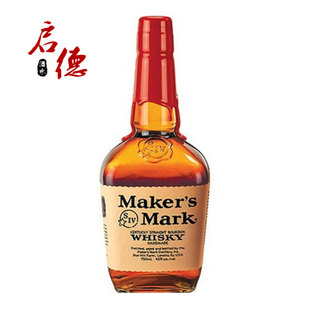 启德 洋酒 美格波本 威士忌700m lMaker's Mark Bourbon Whisk
