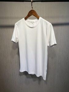 2019夏 时尚新品 弹力莱卡料男式短袖<span class=H>T恤</span>  简约舒适 净版百搭2309