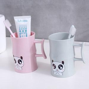 卡通可爱洗漱杯创意儿童刷牙杯塑料情侣牙缸杯子牙刷杯<span class=H>漱口杯</span>牙杯