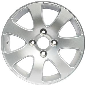 安驰适用于标致307款15寸铝合金<span class=H>轮毂</span>标志206 301<span class=H>轮毂</span>爱丽舍