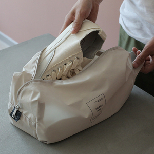也许不集   旅行收纳鞋包便携手提鞋袋男女运动鞋包<span class=H>鞋子</span>收纳袋
