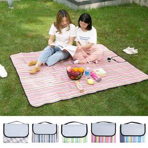 户外便携地垫野餐垫防潮垫可折叠野餐布春游垫子牛津布防水野炊垫