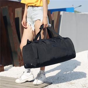 独立大鞋位<span class=H>旅行包</span>男手提包大容量短途行李包出差行李袋<span class=H>男包</span>健身包