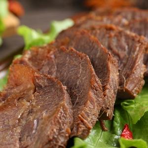 山东淄博博山特产老博承五香酱牛肉零食小吃美食腱子肉