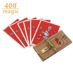<span class=H>夹</span>子找牌 魔术扑克 牌组  魔术玩具400magic 魔术<span class=H>道具</span>厂家直销