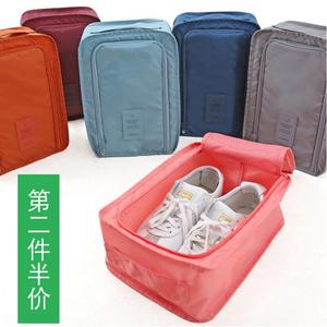 加厚旅行<span class=H>鞋子</span>收纳袋子 手提运动鞋包防尘鞋罩防潮鞋袋装鞋的袋子
