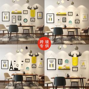 照片墙装饰客厅卧室<span class=H>背景墙</span>简约现代创意相片墙<span class=H>相框</span>墙挂墙相册组合